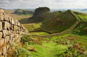 Hadrian's Wall and 'Unknown regions' beyond