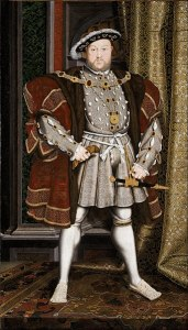Holbein's Henry VIII